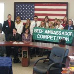 Beef Ambassador Contest
