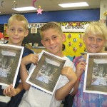 Kids with the Cattle Country booklet