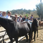 Ranch visit